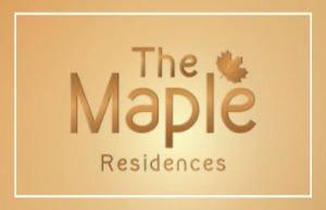 the maple logo
